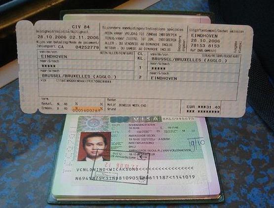 Какие документы нужны в болгарию