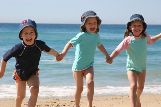 Лучшие пляжи для детей.