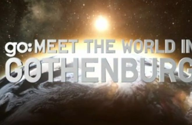 Meet the World in Gothenburg
