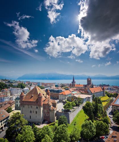 Природная красота швейцарии