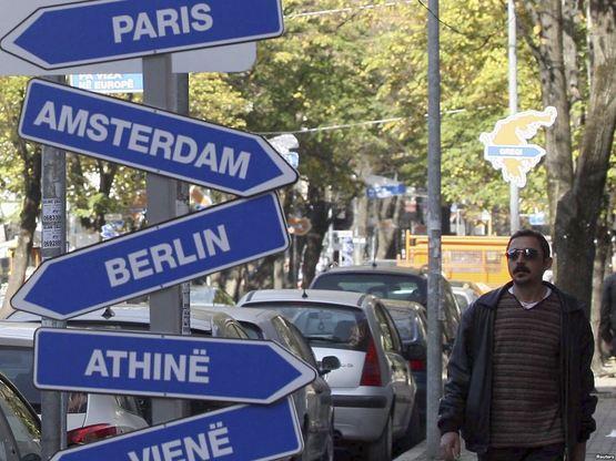 Россия надеется на отмену виз с ЕС до конца 2014 года