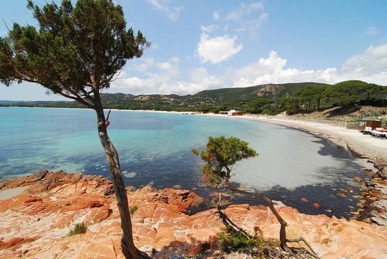 Фото пляжей в лазурном