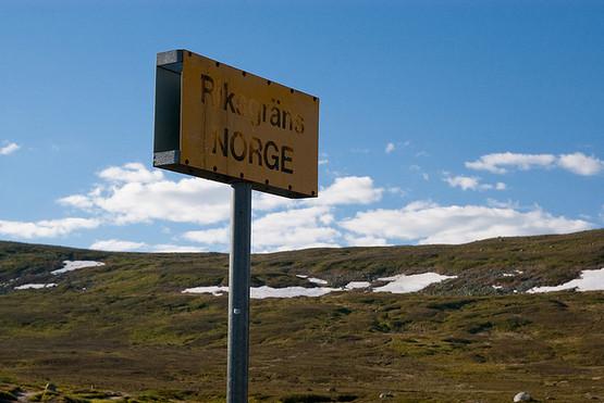 Россия и Норвегия открыли границу