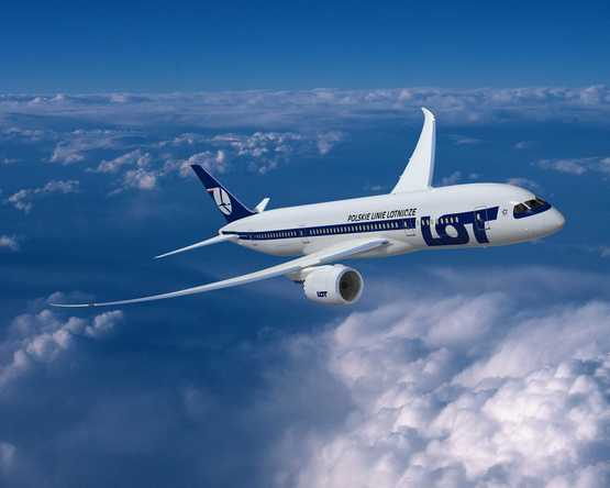 Конкурс от LOT Polish Airlines