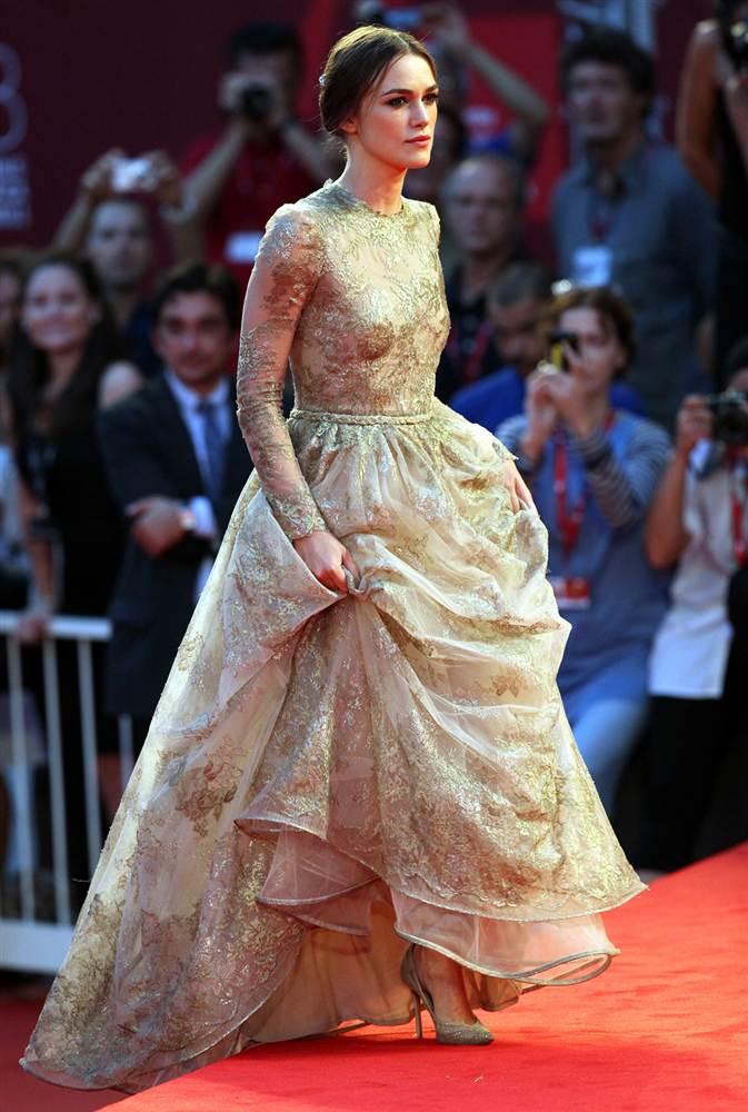 Традиционно Венецианский кинофестиваль проходит на острове Лидо