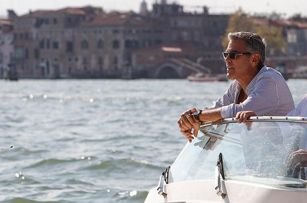 встреча с Моникой Белуччи или Хоакином Фениксом в центре Венеции