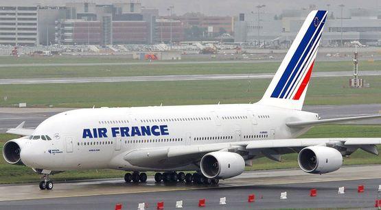 Русский сервис от Air France