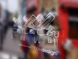 100% дизайна в Лондоне