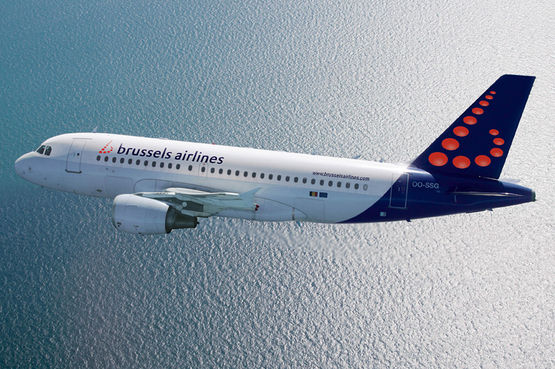 ������� �� Brussels Airlines