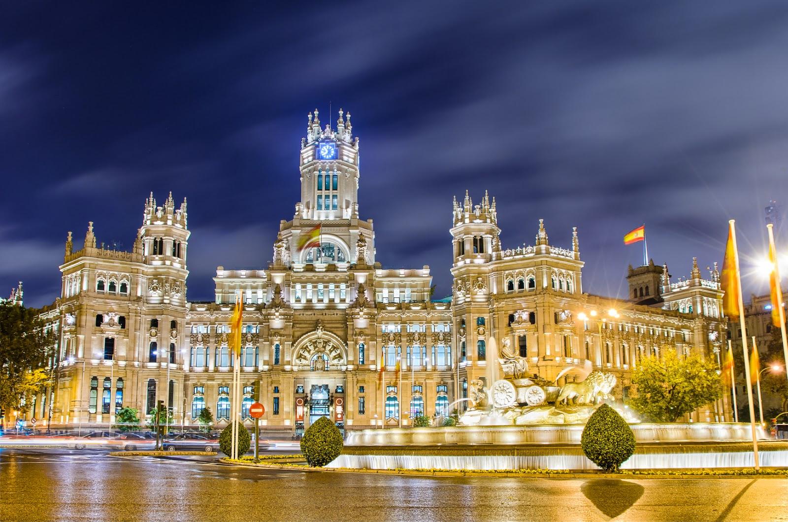 Как сэкономить в Мадриде