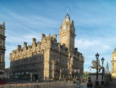 The Balmoral Hotel � ���������