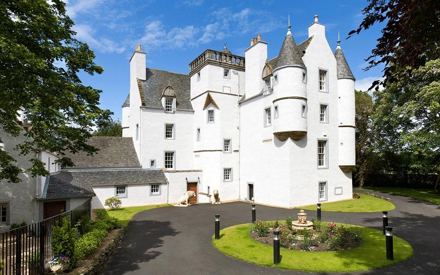 Купить замок в шотландии дубай маврикий