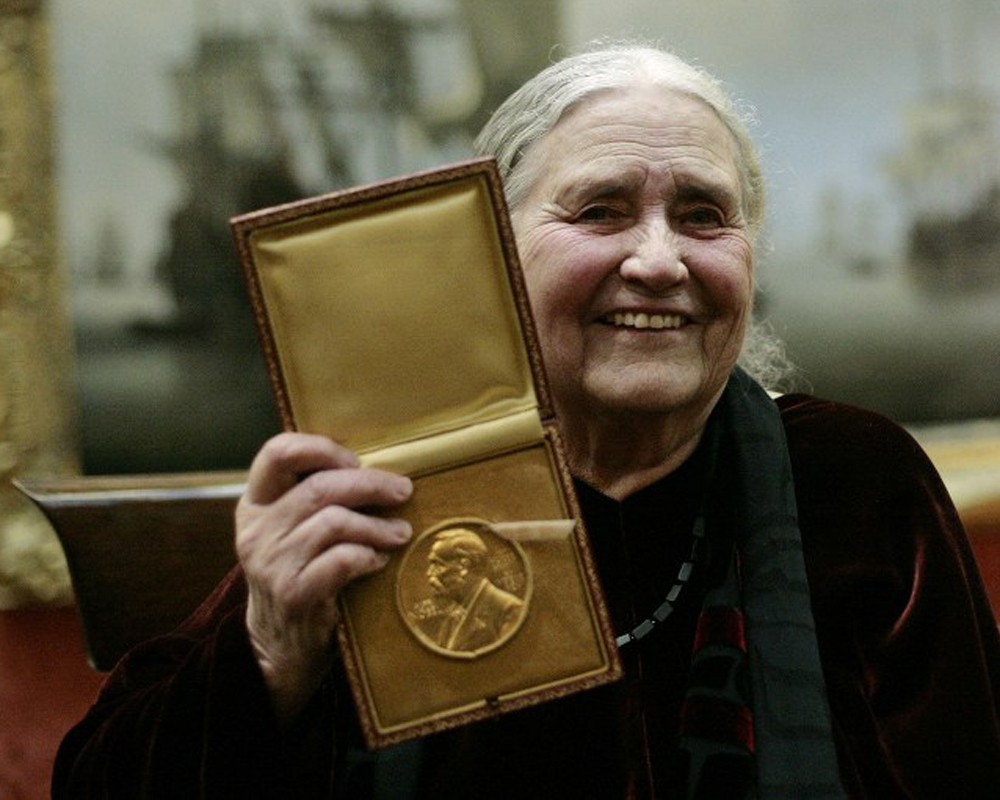the life and work of doris lessing