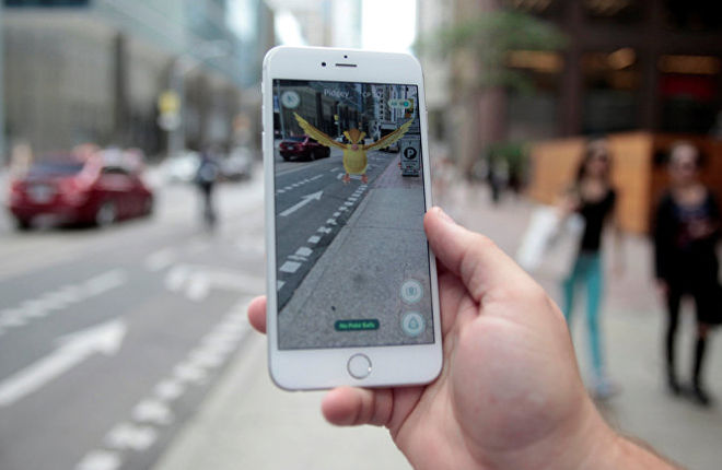 Трое немцев устроили поножовщину из-за Pokemon Go