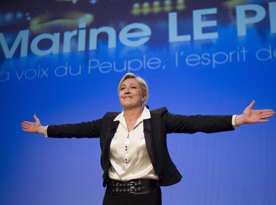 Франция впреддверие горячего апреля выборов