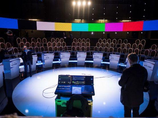 ВоФранции победу напредвыборных теледебатах одержал Жан-Люк Меланшон