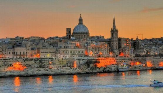 Weekend в Европе: Валетта