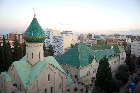 Православная церковь в Бари