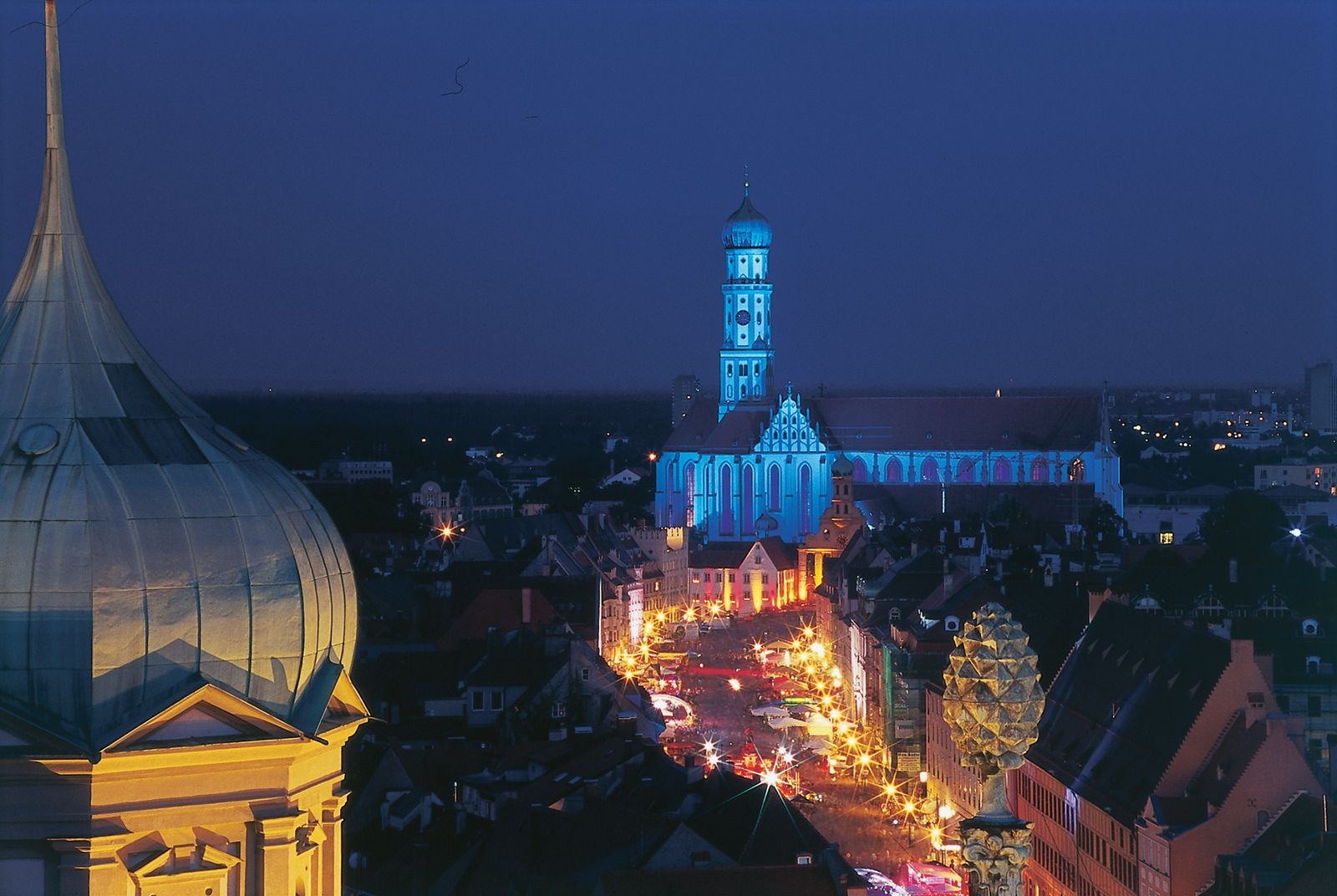 Фото Regio Augsburg, Tourismus GmbH