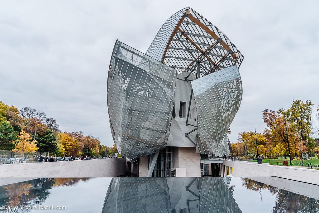 Foundation Louis Vuitton