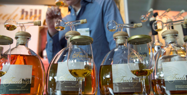 Continental Whisky Market