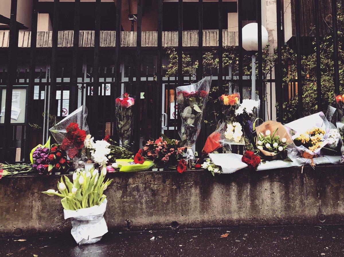 Посольство России в Париже