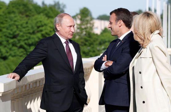 Путин: Российская Федерация заинтересована вповышении эффективности МВФ